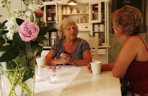 Guests at the Havshotel, Lysekil