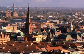 Malmö town