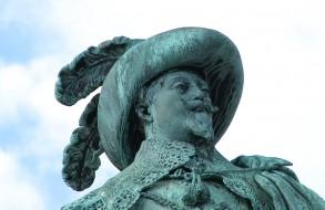 Gustav II Adolf Statue, Gothenburg