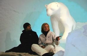 The Icehotel in Jukkasjärvi